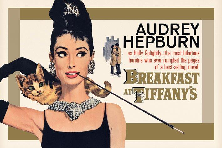 My Love for Old Movies – Breakfast atTiffany's