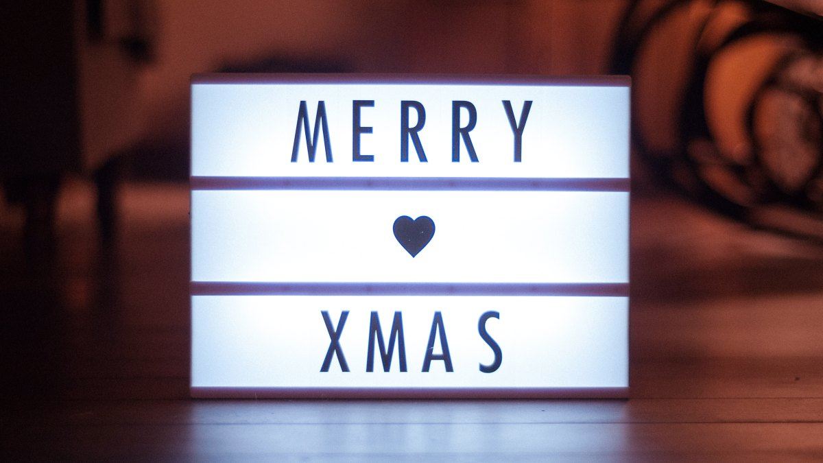 Merry Christmas  – From The BipolarWriter