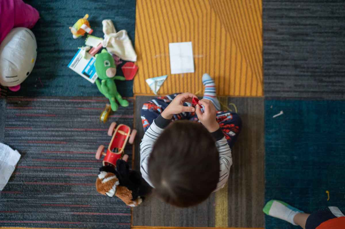 The Not-So-Great Advice a Child Therapist GaveMe