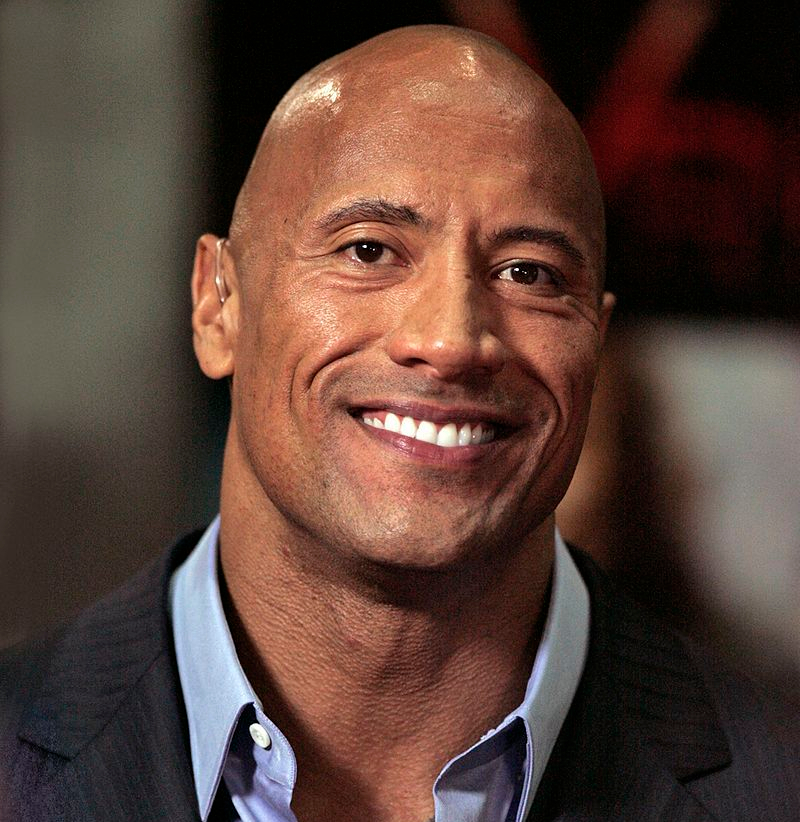 Celebrities with Mental Health Issues: DwayneJohnson
