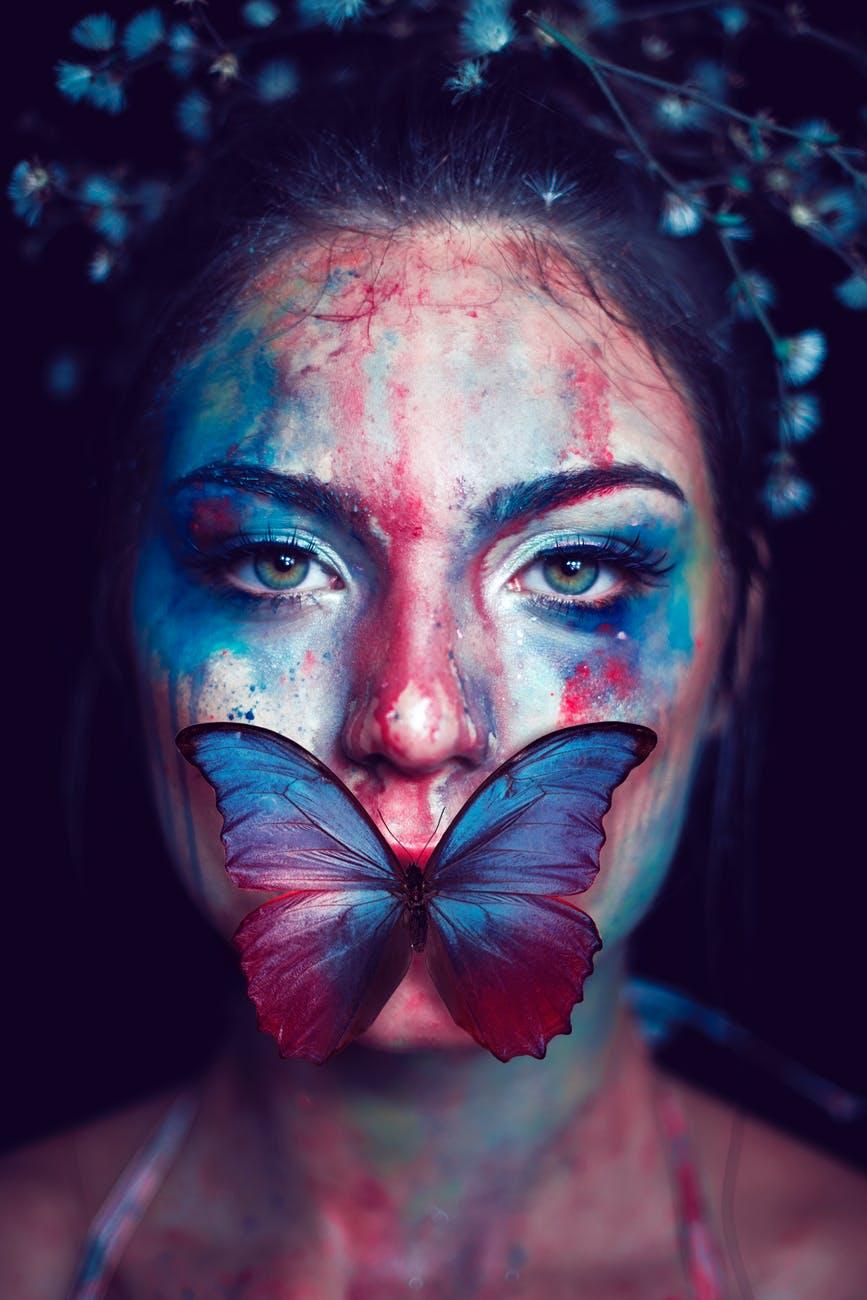 Fluttering Manic Butterflies