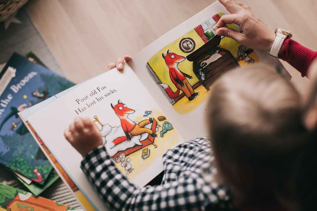 Children's book for mental illness